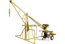 All Seasons Equipment Hoisting Equipment Overview