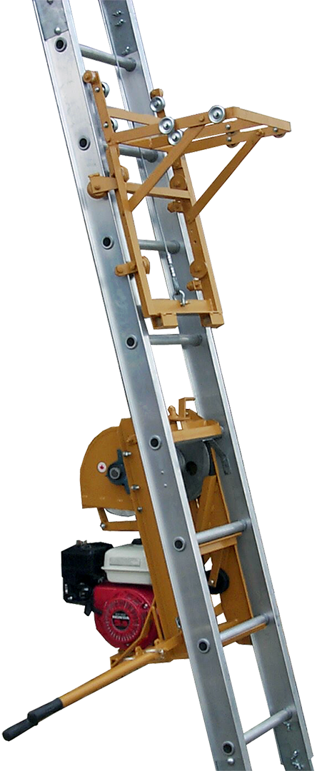 All Seasons Equipment | Ladder Platform Hoist