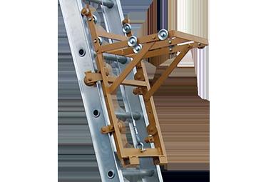 All Seasons Equipment Ladder Platform Hoist