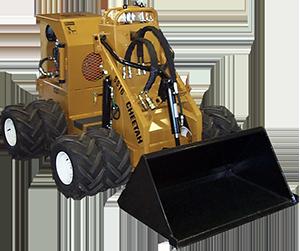 All Seasons Equipment | SS16 Cheetah Skid Steer Loader