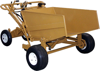 Power Buggy, Hydraulic - Attachment - Bucket Large