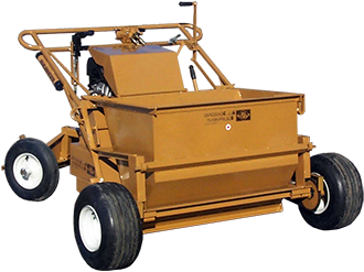 Power Buggy, Hydraulic - Attachment - Gravel Spreader